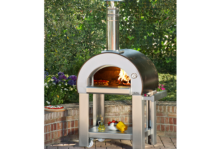 WOOD PIZZA OVENS