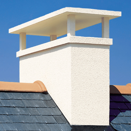 CHIMNEYS AND FLUES