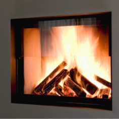 Wood Burning Insert Fires