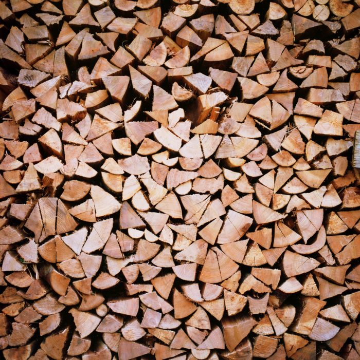 Wood Logs House of heat
