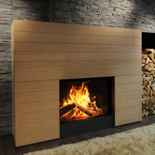 Wood Burning Insert Fires