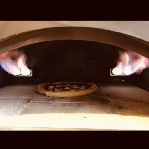 Gas-Fired Pizza Ovens